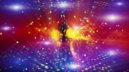 shiny : shiny disco abstract loopable background Stock Footage