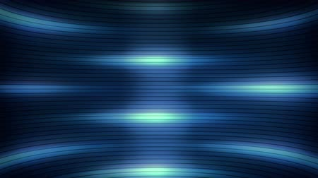 blue flashing lights. computer generated seamless loop abstract motion background. HD 1080 progressive