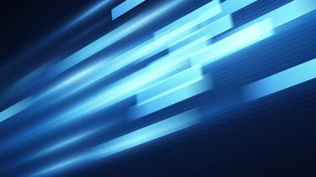 hızlanma : blue stripes fast motion. computer generated seamless loop abstract motion background