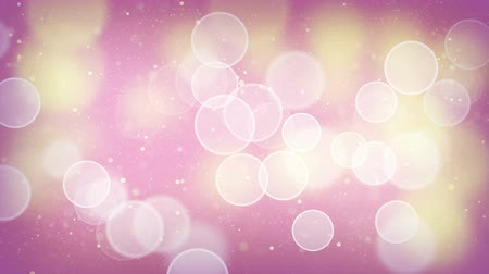 eleganckie : elegant bokeh light loopable background. Computer generated seamless loop abstract motion background. 4k 4096x2304