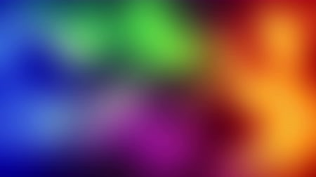 renkli arka plan : colorful blurred loopable background 4k 4096x2304