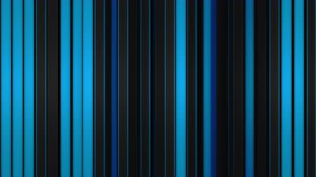 listras : Glowing blue vertical lines. Abstract 3D rendering background seamless loop. 4k UHD (3840x2160)
