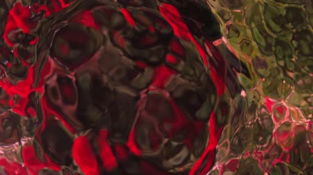 expanding : Video inspired by virus activity
