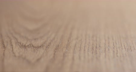 focus pull : Focus pull of oil finished oak wood surface