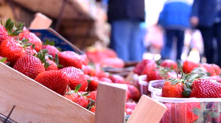 базарная площадь : market , strawberrie on market place