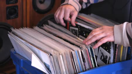 gravar : browsing vintage Lp records