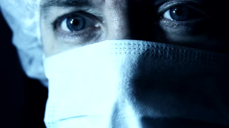 bacteriological : Quarantine medical health care worker doctor mask
