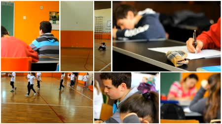 educar : school collage