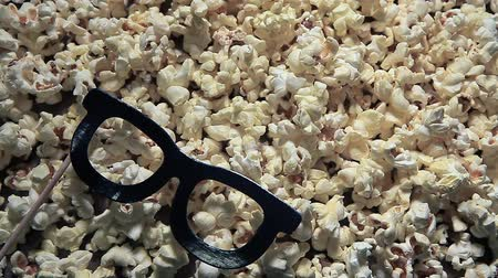 pop corn : pop corn papier masque fond images HD