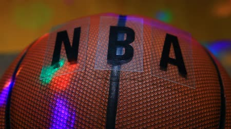паркет : basketball plastic letters disco light nobody
