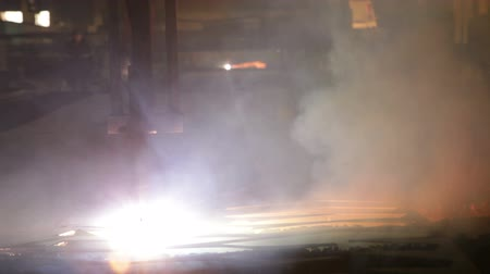 řezačka : plasma cutting of metal