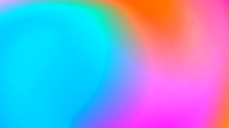 gradiente : Abstract holographic gradient rainbow animation. 4K motion graphic. Trendy vibrant texture, fashion textile, neon color, ambient graphic design, screen saver.