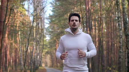 muscular build : Running on fresh air is healthier