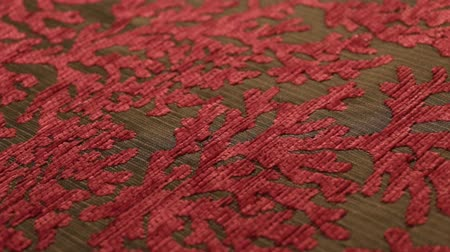 wandtapijt : Fine Textiel Schuine Close Up Dolly shot 6