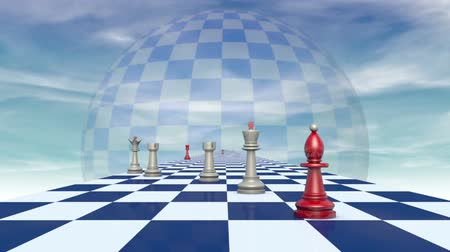 hierarchy : International relationships chess metaphorThis metaphor political balance