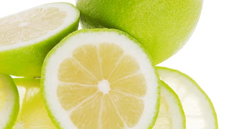 gourmet : fresh raw lime 1920x1080 intro motion slow hidef hd