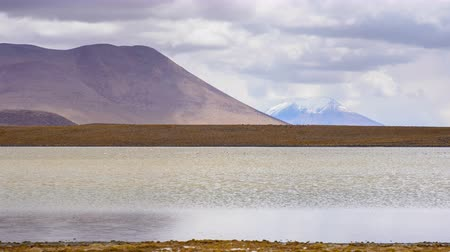 Highland Lake in Bolivia