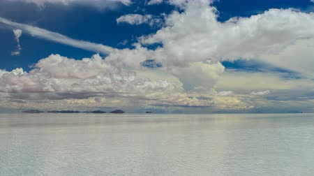 Another View on Salar De Uyuni