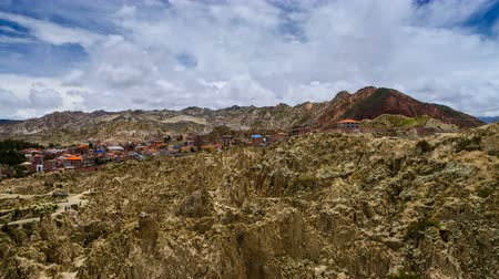 Another View on Moon Valley in La Paz