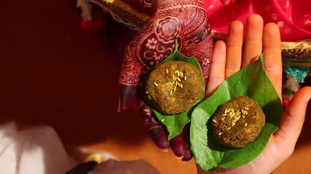 betel : Indian wedding ritual