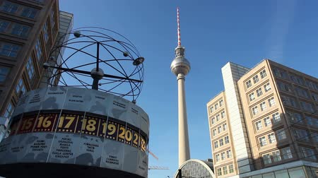 uhr : Berlin - World clock And TV Tower