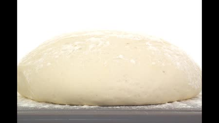 ingredientes : Time-lapse photography of a rising yeast dough Vídeos