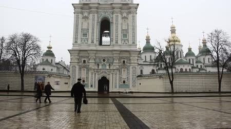 sofia : Holy Sophia Cathedral is a cathedral temple of Kiev Metropolis