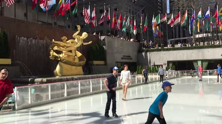patim : Ice Skating Rockefeller Center