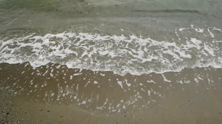 fazla : Surface of sea with waves