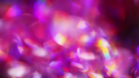 rombusz : Abstract color bokeh circles background in violet tones