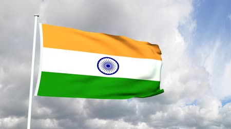 bandeira : Flag of India