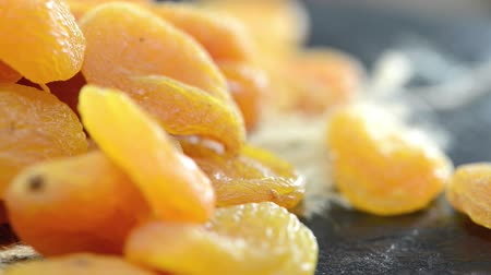 miska : Dried Apricots (not loopable video)