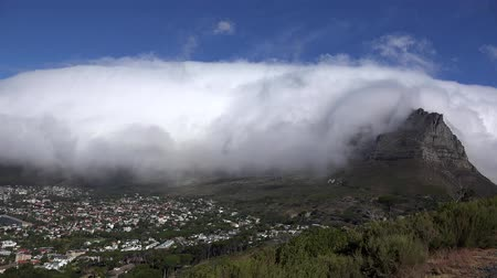áfrica do sul : Cloudy Table Mountain Cape Town