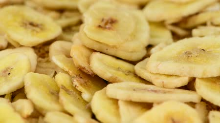 засахаренный : Dried Banana (4K, seamless loopable)