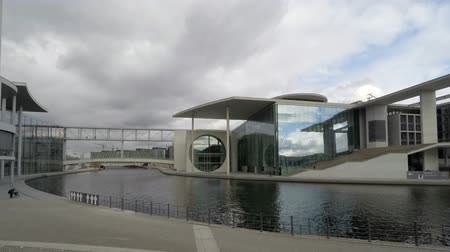 chancellery : marie elisabeth lueders house - government building, berlin, germany