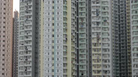 realty : Residential skyscraper building, housing in Hong Kong