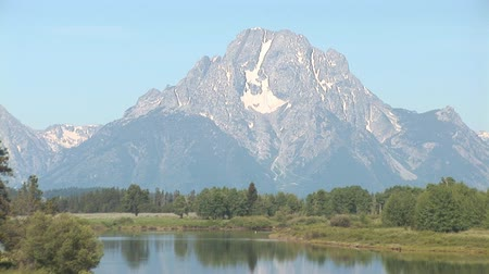 randonnée pédestre : Grand Teton National Park