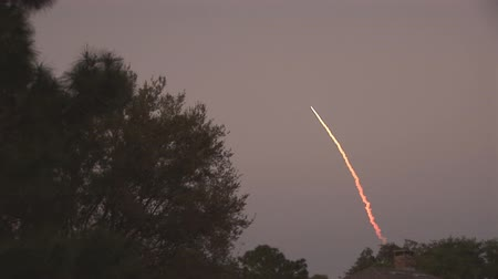 roket : Space Shuttle launch