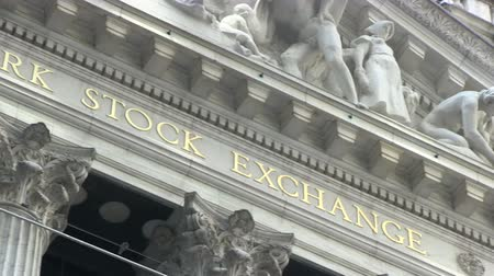 parede : New York Stock Exchange