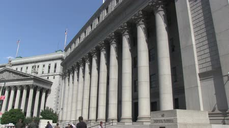 corte : US Court of Appeals in New York City Vídeos