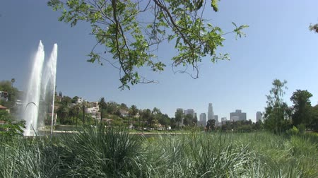 centrum : Downtown Los Angeles from Echo Park Dostupné videozáznamy