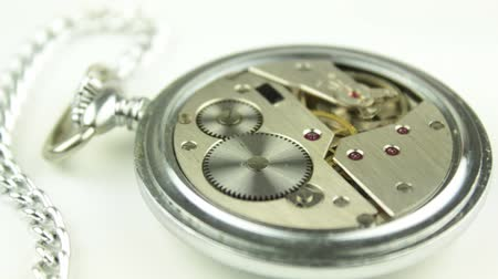bolso : Pocket watch and with in our mechanics Stock Footage