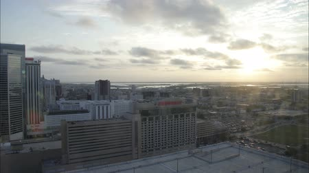 eye : This is a sunset time lapse shot of Atlantic City, NJ.