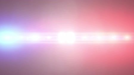 light : Police siren blinking lights, seamless loop