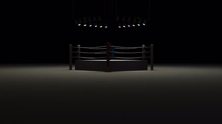 boksring : Draai Boxing Ring