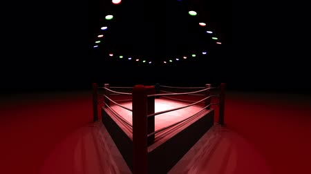 boksring : Draai Boxing Ring On Red Light