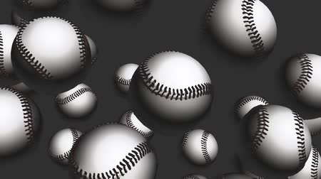 Baseball-Bewegungshintergrund Videos