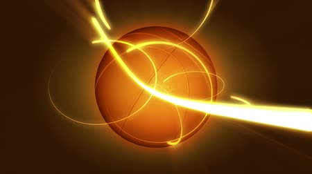 basketball motion background