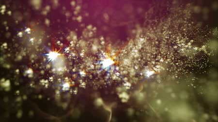 blurred lights : Abstract HD background loopable Stock Footage