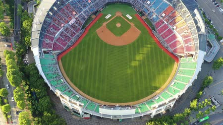 広角 : Baseball Stadium in Korea
